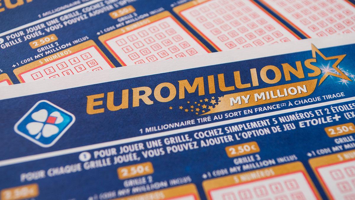 Tickets d'Euromillions